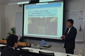 UOS関東 会社説明会の様子2