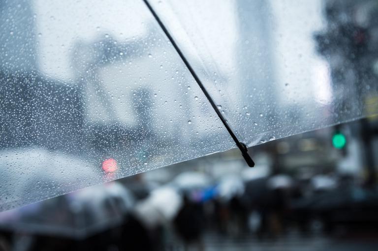 アイキャッチ用傘の写真